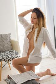 Sexy Blonde Russian Hottie Slava