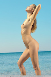 Betty Skinny Girl In The Lagoon