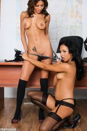 Veronique Vega And Priscilla Milan