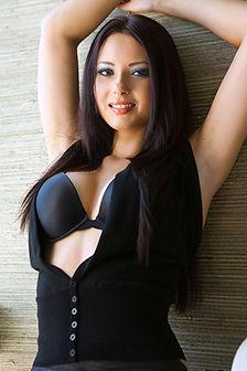 Natasha Belle Black Topless Pants
