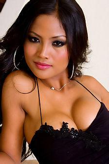 Sexy Asian Beauty Babe