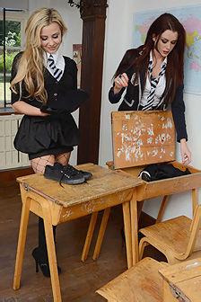 Nasty Schoolgirls