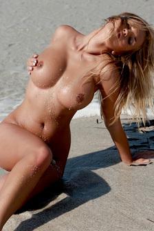 Janine Busty Goddess