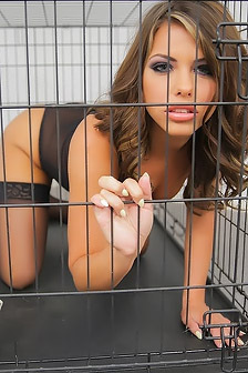 Adriana Chechik Girl In A Cage