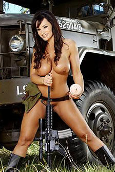 Lisa Ann Guns And Fleshlight